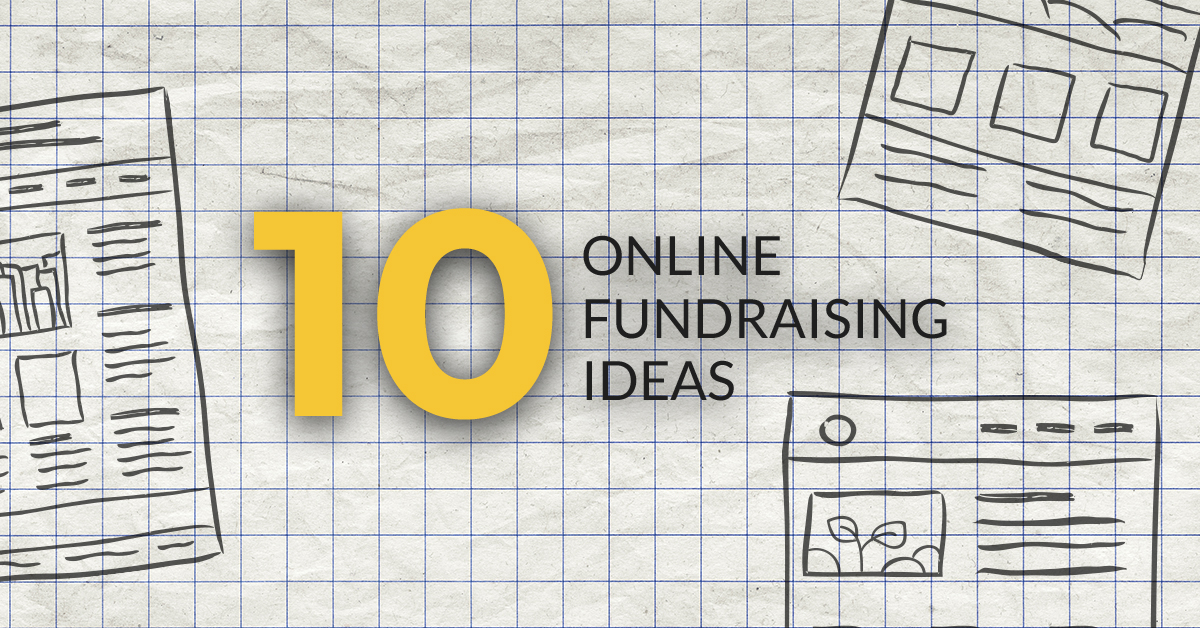 10 Online Fundraising Ideas Proven to Grow Revenue - Blog Image